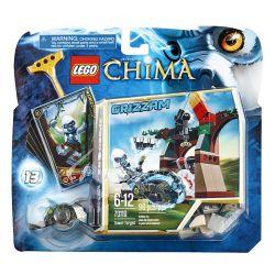 LEGO CHIMA 70110 – CEL NA WIEŻY Karabiny