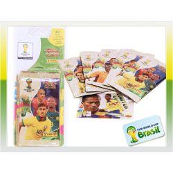 BLISTER Z KARTAMI FIFA WORLD CUP BRASIL 2014 Karabiny