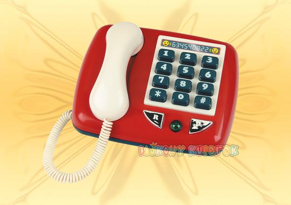 TELEFON STACJONARNY firmy KLEIN 4901