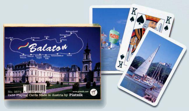 KARTY DO GRY BALATON firmy PIATNIK 2574