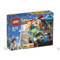 LEGO TOY STORY 7590 - CHUDY I BUZZ NA RATUNEK