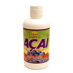 Sok Acai blend 0,95 litra mieszany Oczyszczanie