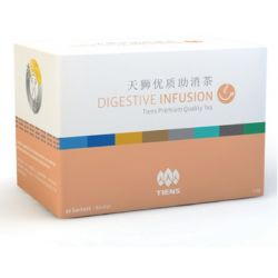 Herbata na trawienie/digestive infusion tea/