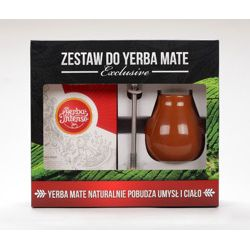Zestaw do yerba mate EXCLUSIVE Intenso (6566)