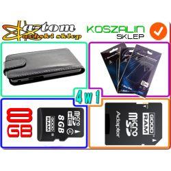KARTA PAMIĘCI 8GB+ETUI+FOLIA do SONY XPERIA J