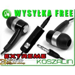 Słuchawki DOUSZNE eXtBass DO MP3 MP4 I TELEFONÓW
