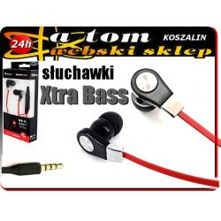 Słuchawki douszne Audio do laptopa notebooka PC