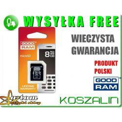 KARTA micro SD 8GB SONY XPERIA S U P T J Z E