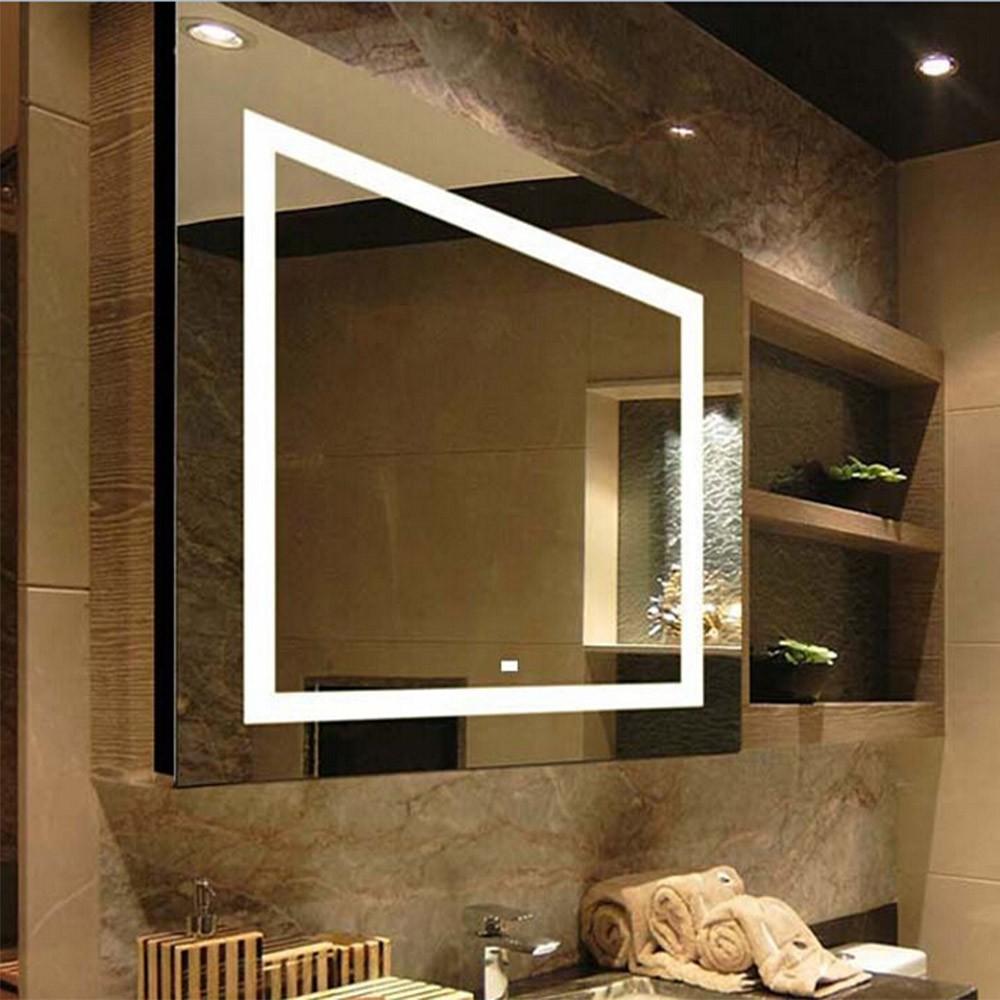 Lustro łazienkowe Z Oświetleniem Led Jade 7050 Cm Do łazienki Home