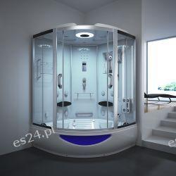 Wanna, prysznic, jacuzzi, sauna parowa w jednym - Exclusive