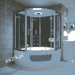 Wanna, prysznic, jacuzzi, sauna parowa w jednym - Exclusivo
