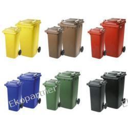 Pojemnik na odpady 240 litrów