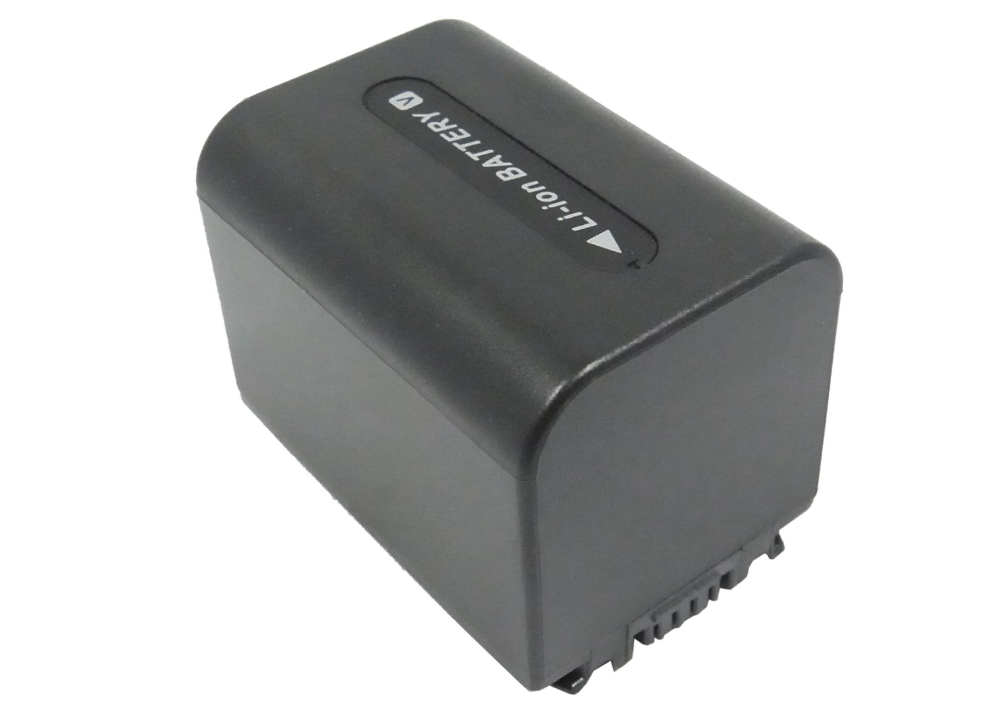 dcr vx2200e аккумулятор