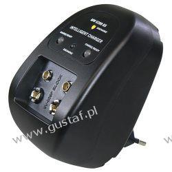 Ładowarka do 1-2 szt akumulatorów 6F22 9V (7.2V/8.4V) MW6288GS Emos
