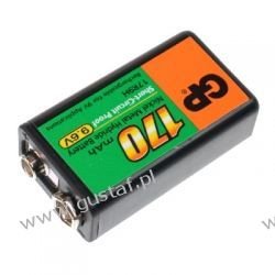 GP GP17R9H 9.6 Volt akumulator 6AM6, 170mAh