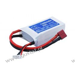 1300mAh 14.43Wh Li-Polymer 11.1V 3S 25C (Cameron Sino)