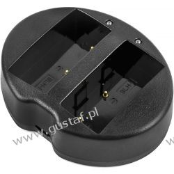 Olympus E-M1 Mark II / BCH-1 ładowarka USB DC 8.4V x 2 do BLH-1 (Cameron Sino)