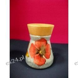 szklany słoik---  decoupage