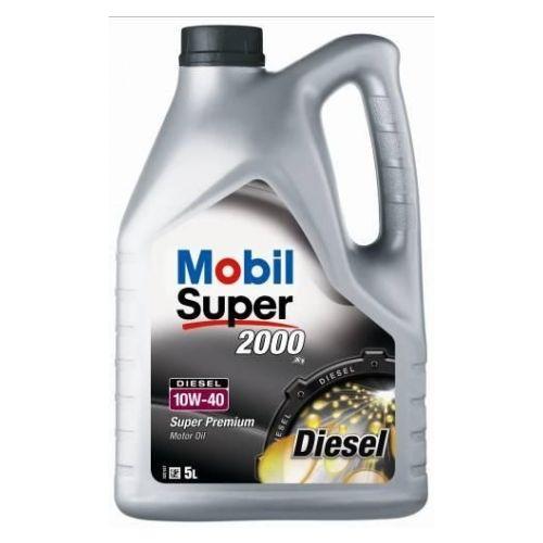 Mobil super 2000 diesel