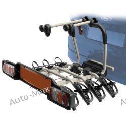Peruzzo Parma 4 - odchylany bagaznik na hak 4 rowery