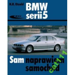 BMW 5 E39 sedan kombi touring 1995 2003 naprawa