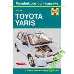 YARIS I Toyota 1999-2005 Haynes - książka poradnik