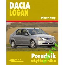 DACIA LOGAN książka - poradnik użytkownika, D.Korp