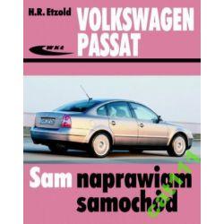 VW Passat 1996-2005 Książka poradnik sam naprawiam