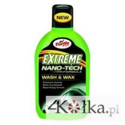 EXTREME NANO-TECH WASH & WAX - nanotechnologiczny szampon z wosk...
