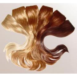 Dopinki Clip In Zestaw Włosy Proste Dł. 50 cm Synt