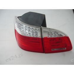 BMW E61 seria5 lampy tył komplet LED lewa strona