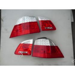 BMW5 kombi E60 E61 LED KOMPLET LAMP TYŁ 4szt