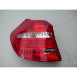 BMW1 E87 lewa lampa tył kompletna ORYGINAŁ