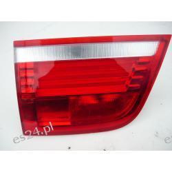 BMW X5 lampy tył w klapę lewa lub prawa