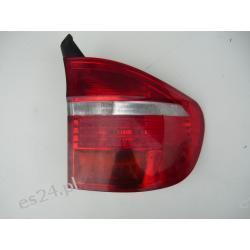 BMW X5 E70 prawa lampa tył tylnia ORYGINAŁ