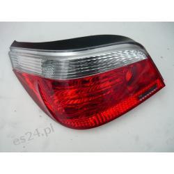 BMW5 e60 E-60 lewa lampa lewy tył - sedan