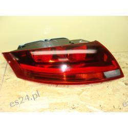 Audi TT 9J0 lewa lampa tył ORYGINAŁ kompletna z wkładem