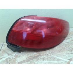 Peugeot 206 CC prawa lampa tył kompletna
