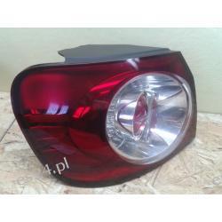 VW Golf Plus lewa lampa tył oryginał