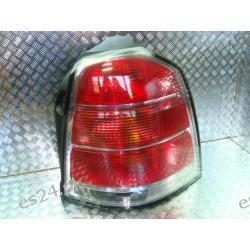 Opel Zafira B prawa lampa oryginał tył