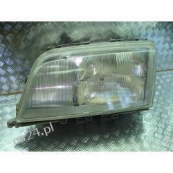 Mercedes C-klasa lewa przednia lampa Oryginał