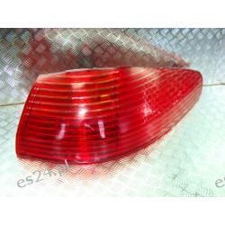 Peugeot 407 prawa lampa tył oryginał