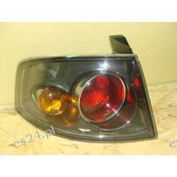 Seat Ibiza FR lewa kompletna lamp tył Lampy tylne