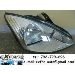 Ford Focus I prawa oryginalna lampa reflektor