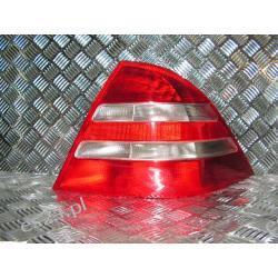 Mercedes W220 S-klasa LED prawa lampa tył