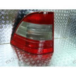 Mercedes ML - lewa kompletna lampa tył