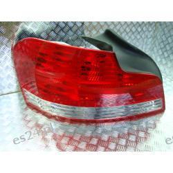 BMW1 E87 cabrio coupe lewa kompletna lampa tył