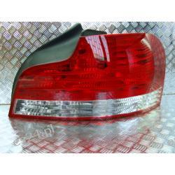 BMW seria 1 E87 prawa lampa tył cabrio coupe