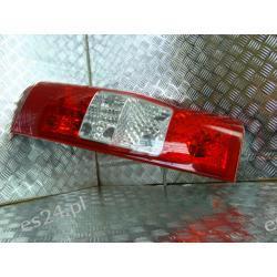 Ford Transit cała lewa lampa tył Oryginał