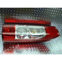 Fiat Ducato Jumper prawa kompletna lampa tył
